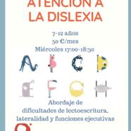 Atención a la Dislexia