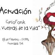 Actuación Circofonik