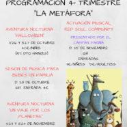 Programación 4º Trimestre