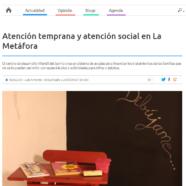 """Artículo sobre """"La Metáfora"""" en GranadaIMedia"""