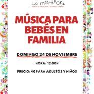 Música para Bebés en Familia